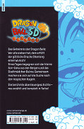 Backcover Dragon Ball SD 1