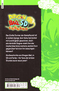 Backcover Dragon Ball SD 2