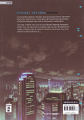 Backcover Ghost in the Shell – Stand Alone Complex 1