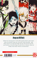 Backcover Magi - The Labyrinth of Magic 34