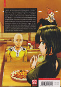 Backcover One-Punch Man 18