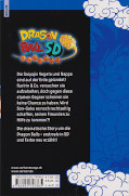 Backcover Dragon Ball SD 6