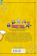 Backcover Fairy Tail - Happy's Adventure 2