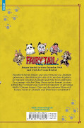 Backcover Fairy Tail - Happy's Adventure 4