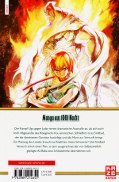 Backcover Magi - The Labyrinth of Magic 6