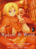 Frontcover Spice & Wolf 9