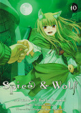 Frontcover Spice & Wolf 10