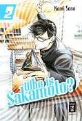 Frontcover Who is Sakamoto? 2