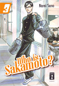 Frontcover Who is Sakamoto? 3