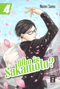 Frontcover Who is Sakamoto? 4