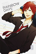 Frontcover Rainbow Days 2