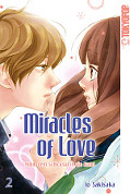 Frontcover Miracles of Love 2