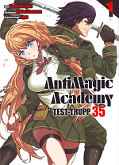 Frontcover Anti Magic Academy Test-Trupp 35 1