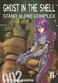 Frontcover Ghost in the Shell – Stand Alone Complex 2