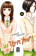"Frontcover Say ""I Love You!"" 14"