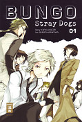 Frontcover Bungo Stray Dogs 1