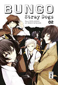 Frontcover Bungo Stray Dogs 2