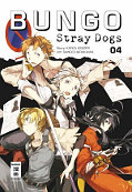 Frontcover Bungo Stray Dogs 4
