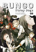 Frontcover Bungo Stray Dogs 6