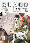 Frontcover Bungo Stray Dogs 8