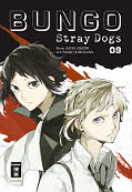 Frontcover Bungo Stray Dogs 9
