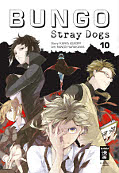 Frontcover Bungo Stray Dogs 10