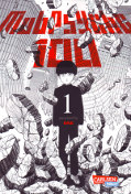 Frontcover Mob Psycho 100 1