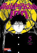 Frontcover Mob Psycho 100 5