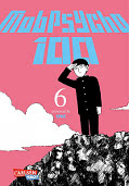 Frontcover Mob Psycho 100 6