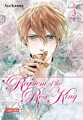 Frontcover Requiem Of The Rose King 3