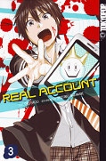 Frontcover Real Account 3
