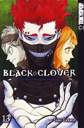 Frontcover Black Clover 13