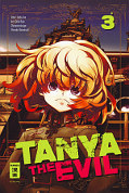 Frontcover Tanya the Evil 3