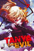 Frontcover Tanya the Evil 7