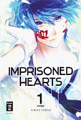Frontcover Imprisoned Hearts 1