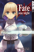 Frontcover Fate / Stay Night 1