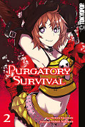 Frontcover Purgatory Survival 2