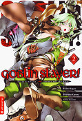 Frontcover Goblin Slayer 2