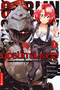 Frontcover Goblin Slayer 3