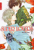 Frontcover Super Lovers 1