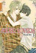 Frontcover Super Lovers 3