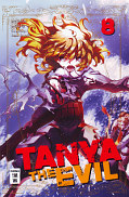 Frontcover Tanya the Evil 8
