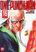 Frontcover One-Punch Man 16
