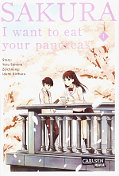 Frontcover Sakura - I want to eat your pancreas 1