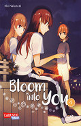 Frontcover Bloom into you 4