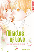 Frontcover Miracles of Love 9