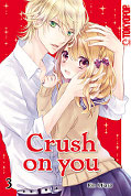 Frontcover Crush on you 3