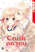 Frontcover Crush on you 6