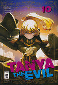 Frontcover Tanya the Evil 10