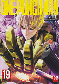 Frontcover One-Punch Man 19